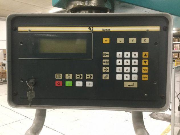 Piegatrice idraulica Warcom unica 3000 x 100 ton in vendita - foto 3