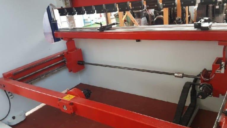 Piegatrice idraulica Toskar, easyfar 3100 x 175  in vendita - foto 2