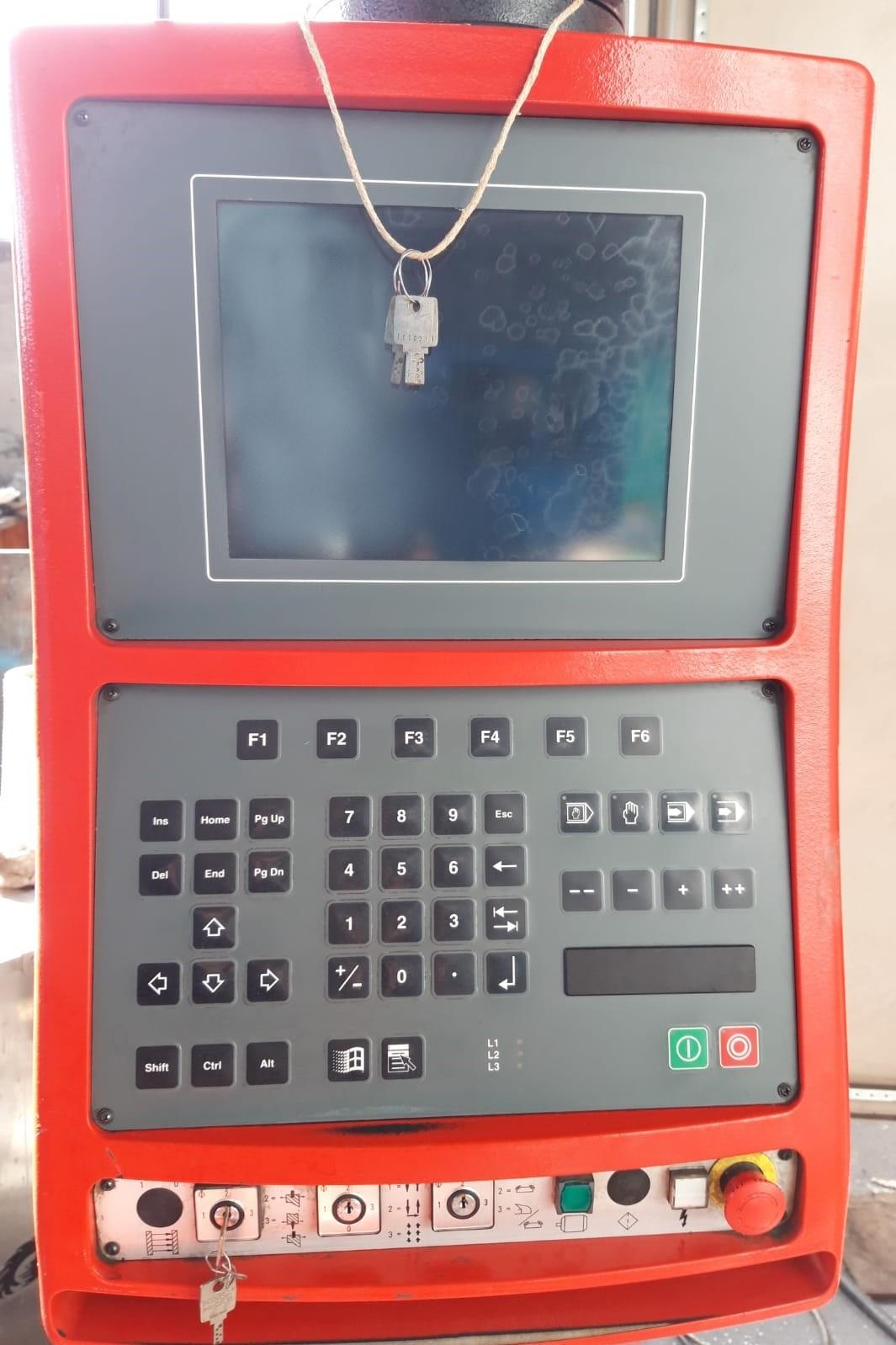 Piegatrice Syncro Beyeler PR 6 in vendita - foto 3