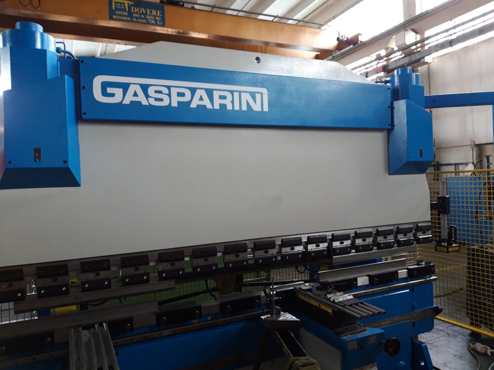 Piegatrice sincronizzata Gasparini 3000 mm x 105 ton in vendita - foto 2