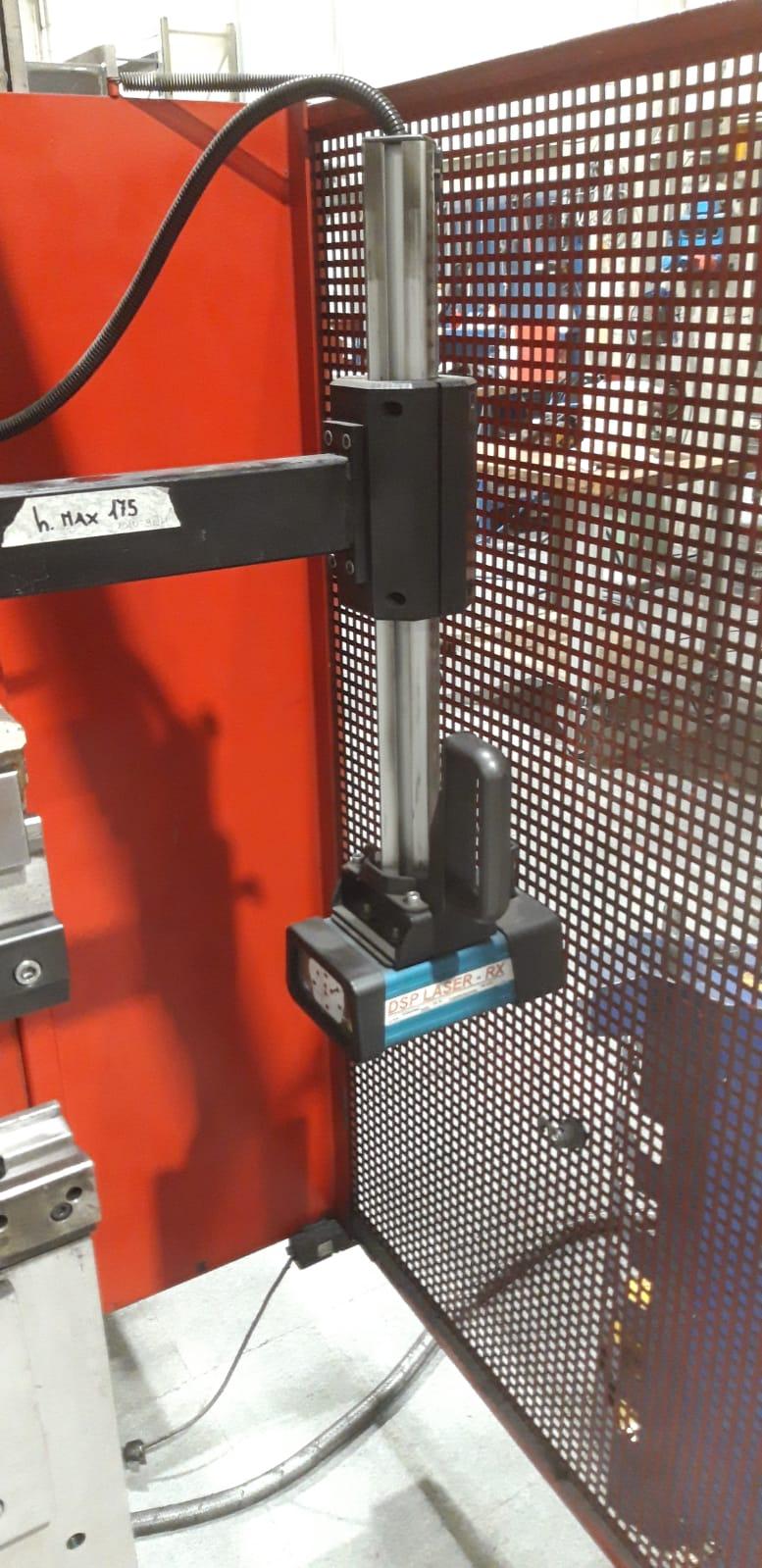 Pressa piegatrice idraulica Beyeler pr6 60/20 in vendita - foto 4