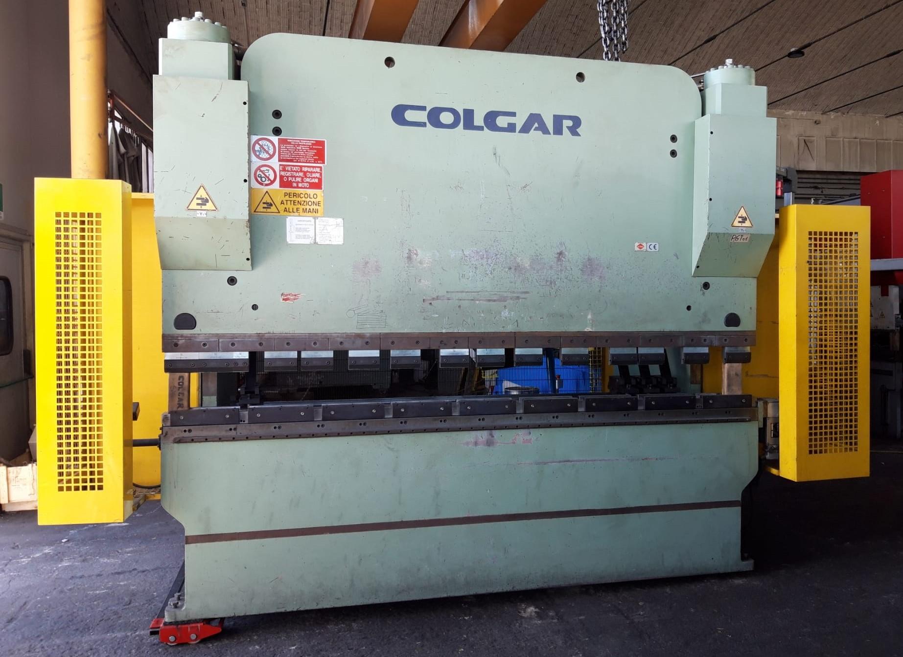 Piegatrice sincronizzata Colgar pis 1026/32 in vendita - foto 1