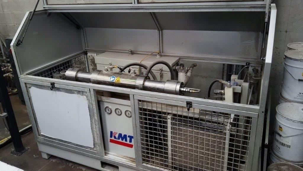 Impianto di taglio con getto d'acqua Suprema DX 510 in vendita - foto 4