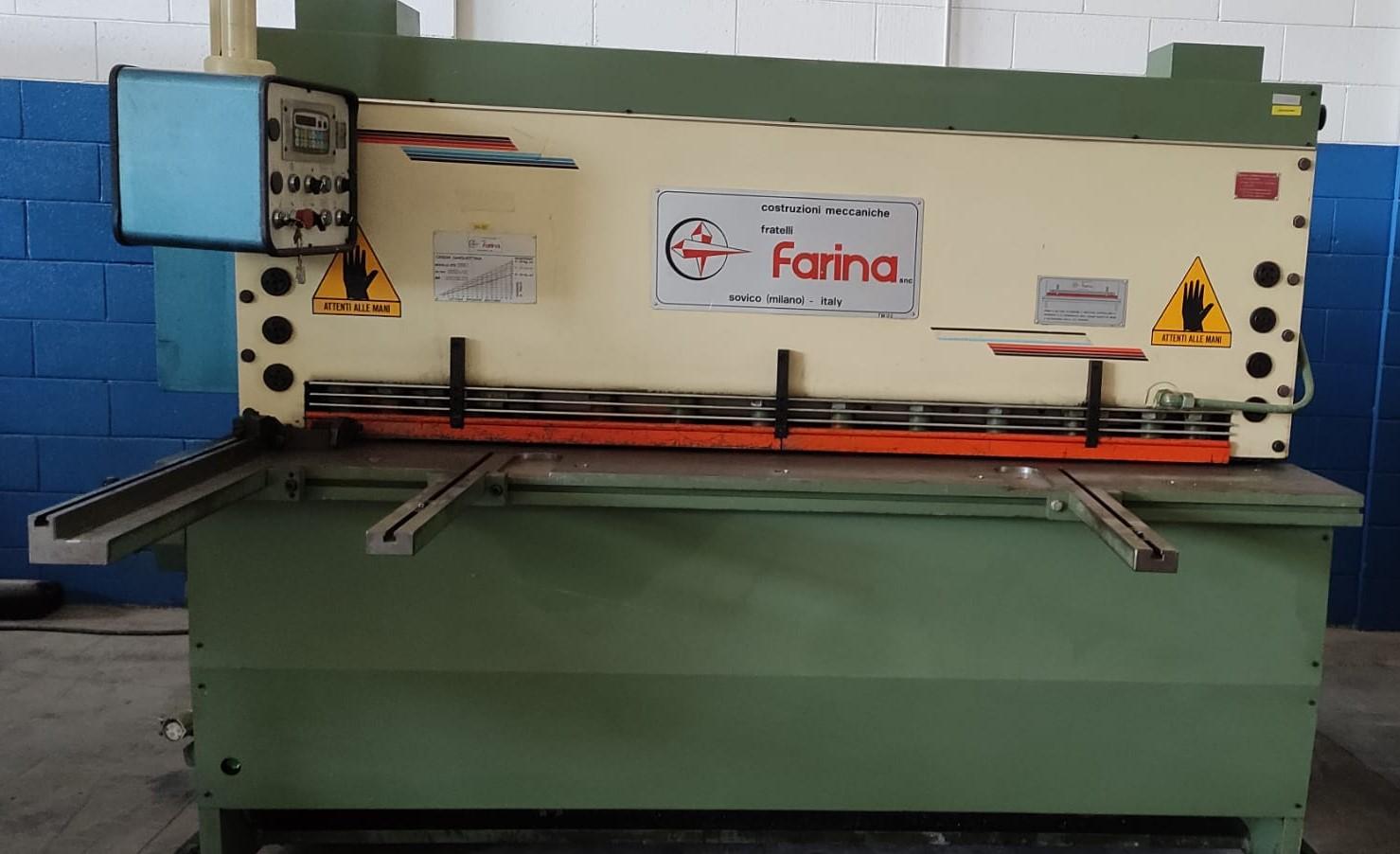 Cesoia oleodinamica farina cfo 206 Mod 2050 in vendita - foto 4