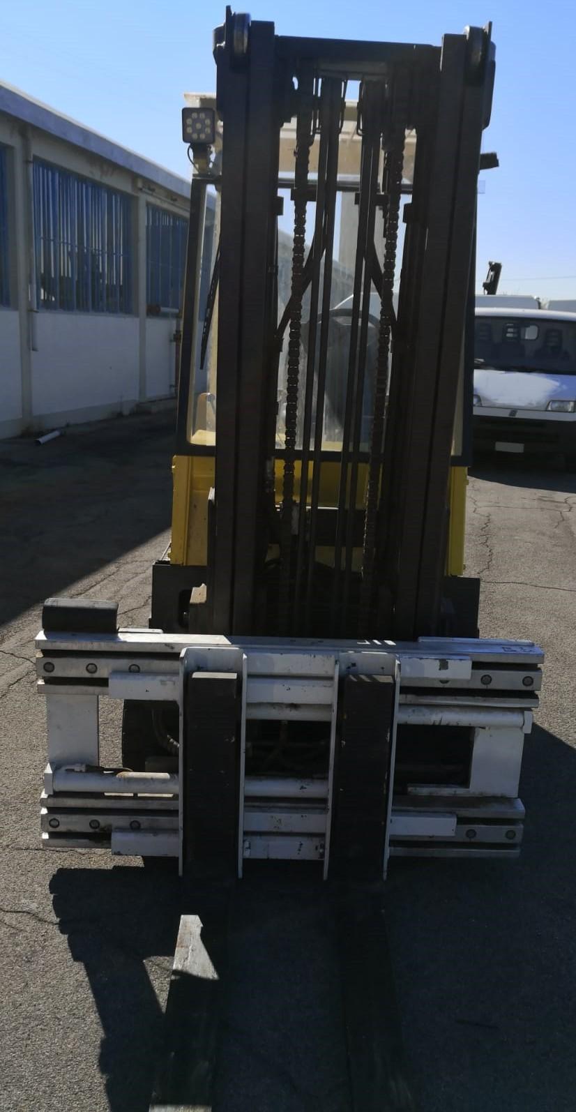Carrello elevatore elettrico Hyster mod E 4.00 xl in vendita - foto 3
