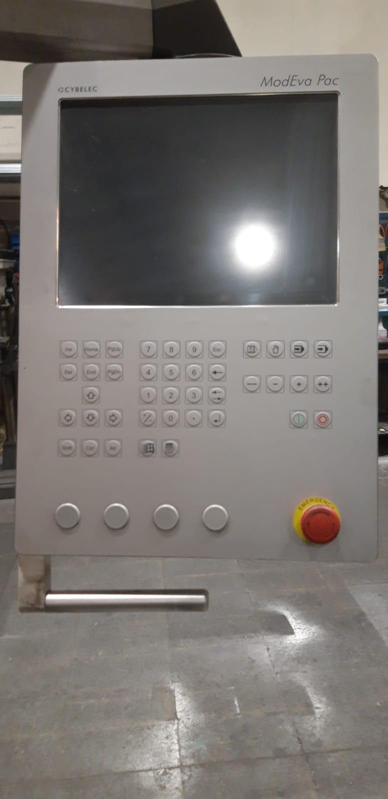 Pressa piegatrice idraulica Beyeler pr6 60/20 in vendita - foto 3