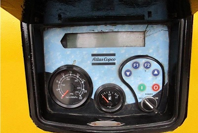 Compressore Atlas Copco XRVS-476 CD - N in vendita - foto 2