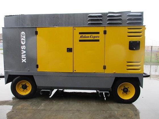 Compressore Atlas Copco XRVS-476 CD - N in vendita - foto 1