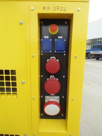 Generatore Atlas Copco QES 105 JDS in vendita - foto 3