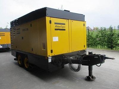 Compressore Atlas Copco XRHS 396 - N in vendita - foto 1