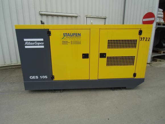 Generatore Atlas Copco QES 105 JDS in vendita - foto 1