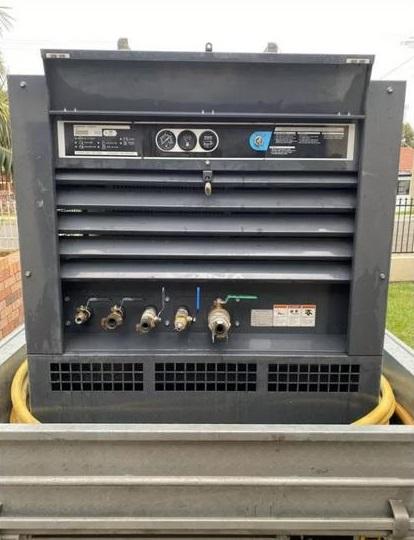 Compressore diesel AIRMAN PDS265S in vendita - foto 2