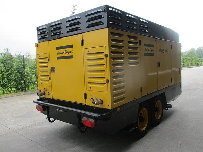 Compressore Atlas Copco XRHS 396 - N in vendita - foto 4