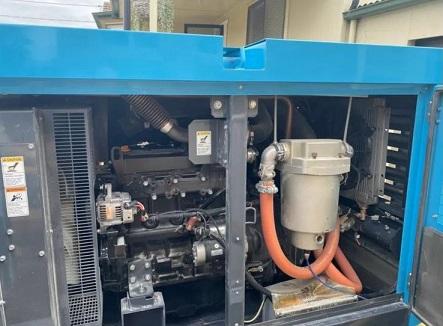 Compressore diesel AIRMAN PDS265S in vendita - foto 3