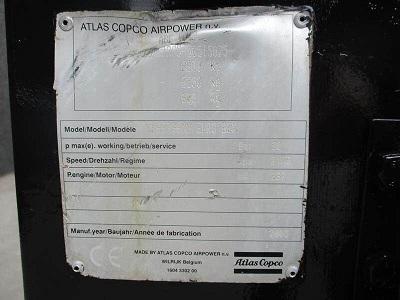 Compressore Atlas Copco XRHS 396 - N in vendita - foto 3