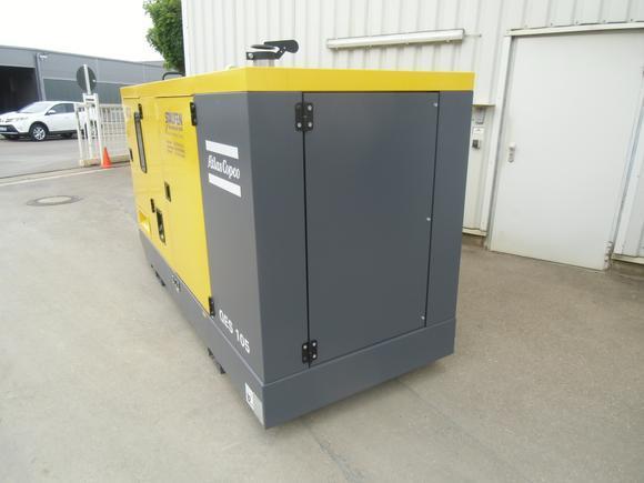 Generatore Atlas Copco QES 105 JDS in vendita - foto 4