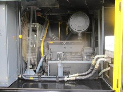 Compressore Atlas Copco XRHS 396 - N in vendita - foto 6