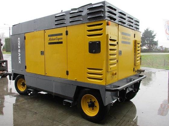 Compressore Atlas Copco XRVS-476 CD - N in vendita - foto 6