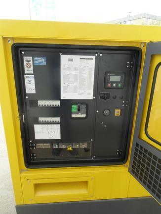 Generatore Atlas Copco QES 105 JDS in vendita - foto 2