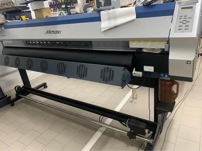 PLOTTER SUBLIMATICO MIMAKI TS34 LUCE 1800 DA RIPARARE in vendita - foto 1