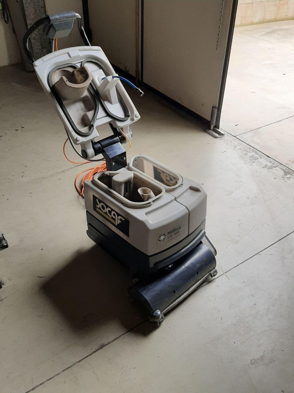 Macchina lava asciuga pavimenti in vendita - foto 1
