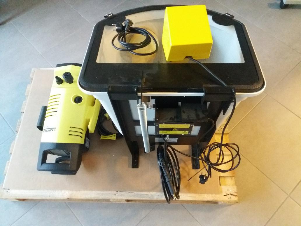 Stratasys OBJET30 V3 / V5 - sistema lavaggio prototipi in vendita - foto 1