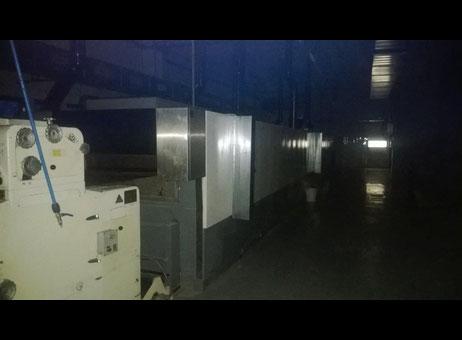 forno ciclotermico per produzione di biscotti in vendita - foto 2