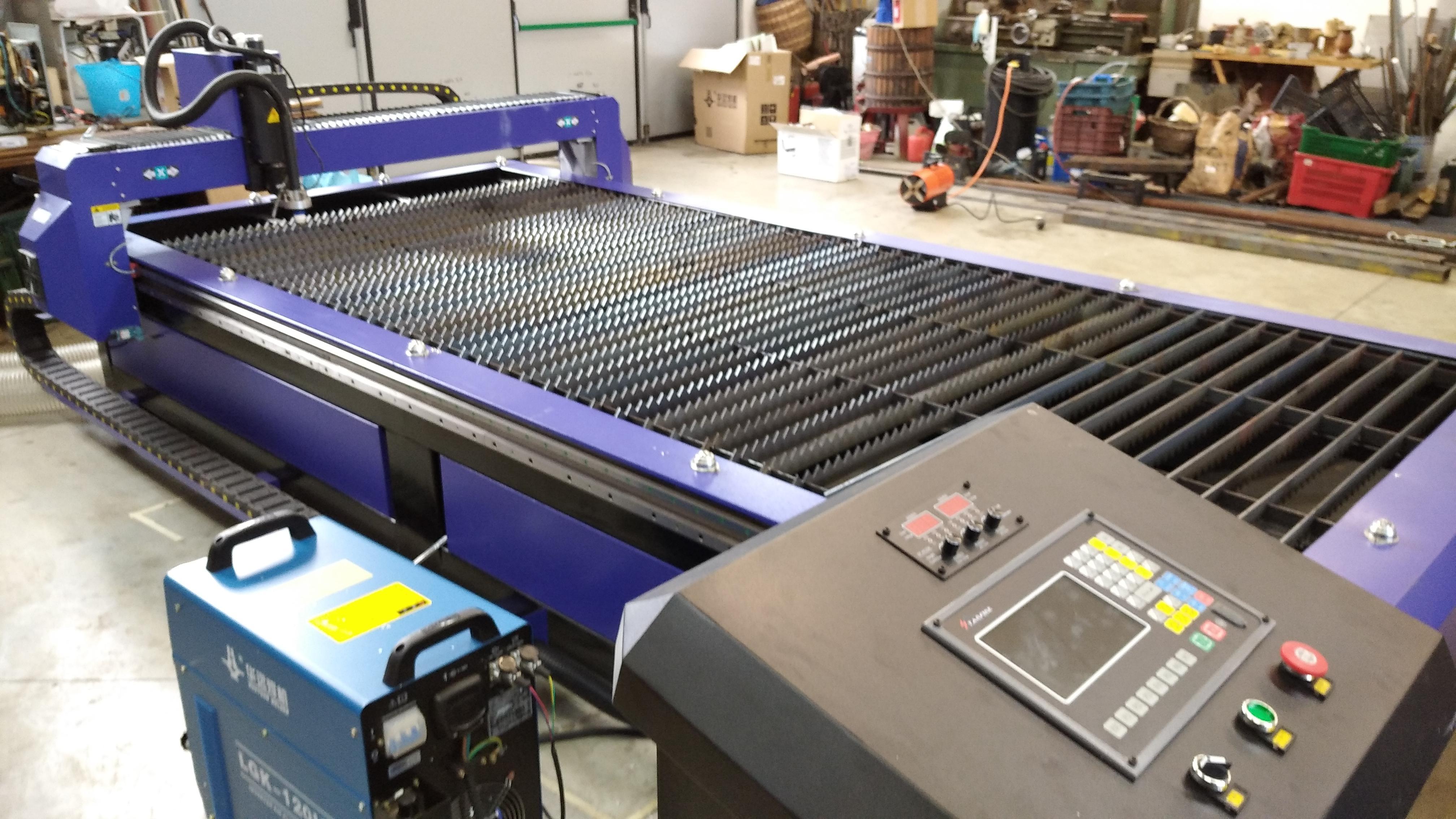 Macchine taglio laser e plasma in vendita
