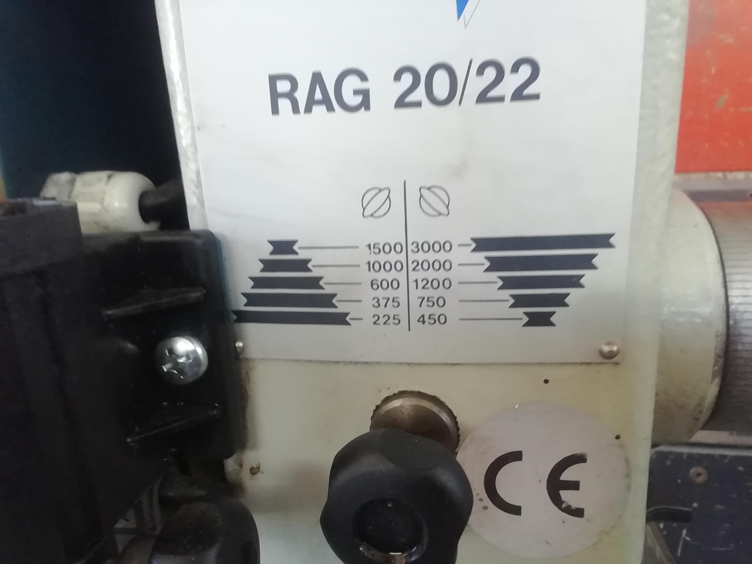 Trapano a colonna Sermac Rag 20/22 in vendita - foto 4