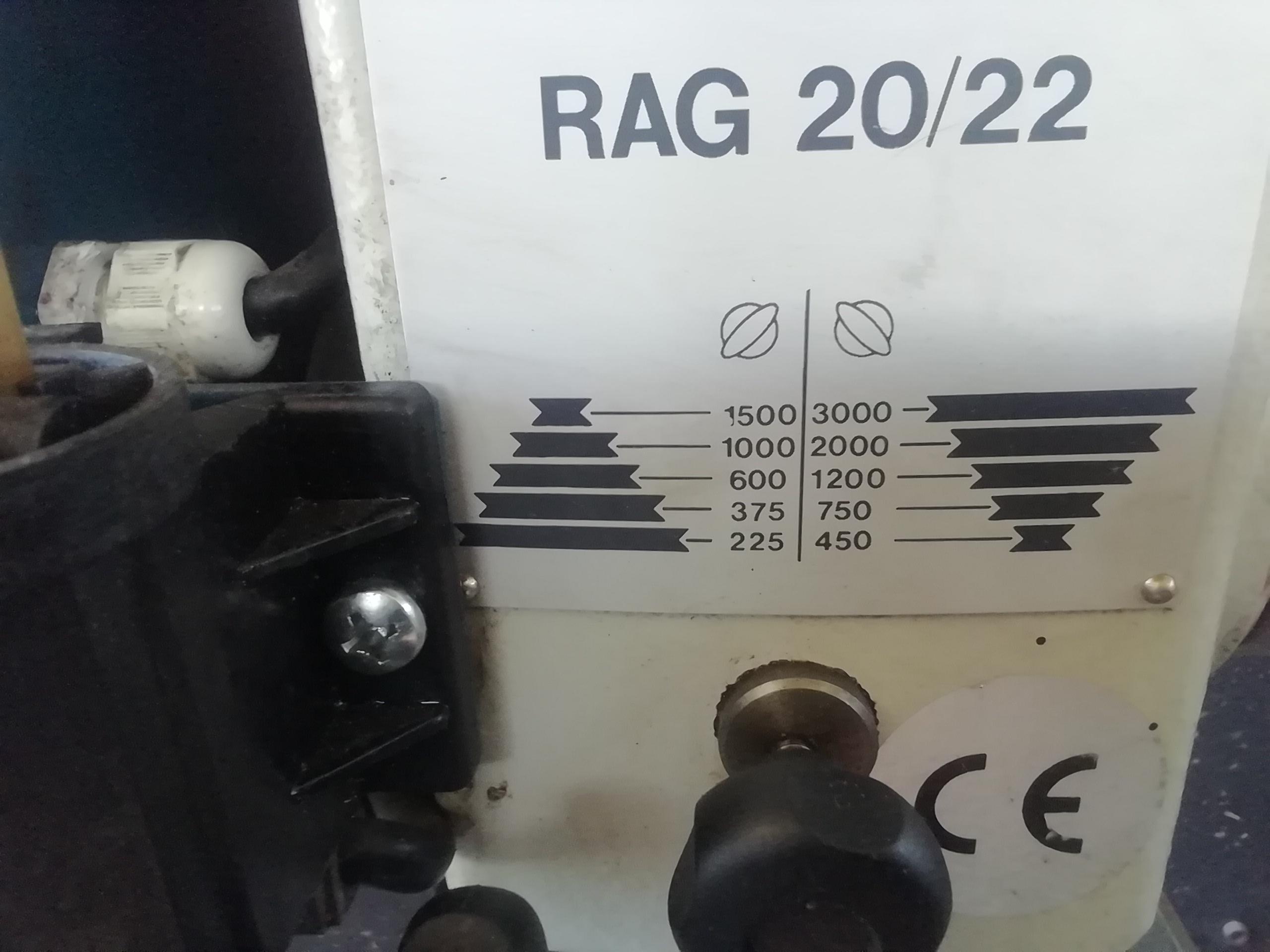 Trapano a colonna Sermac Rag 20/22 in vendita - foto 10