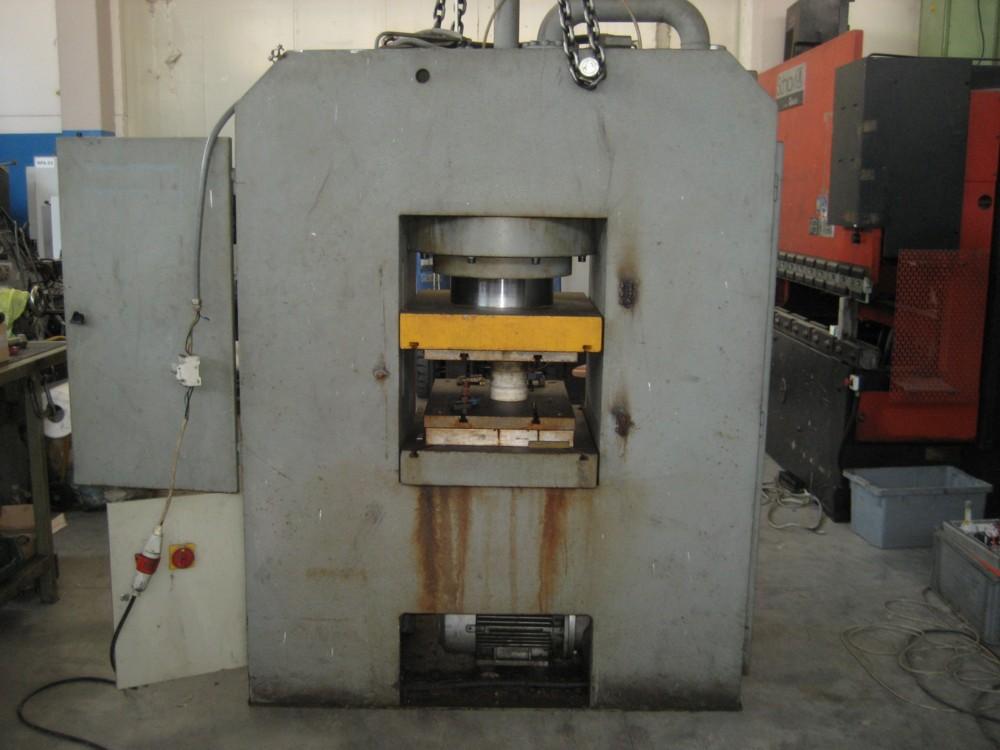 Pressa idraulica Cofluid 600 ton in vendita - foto 2