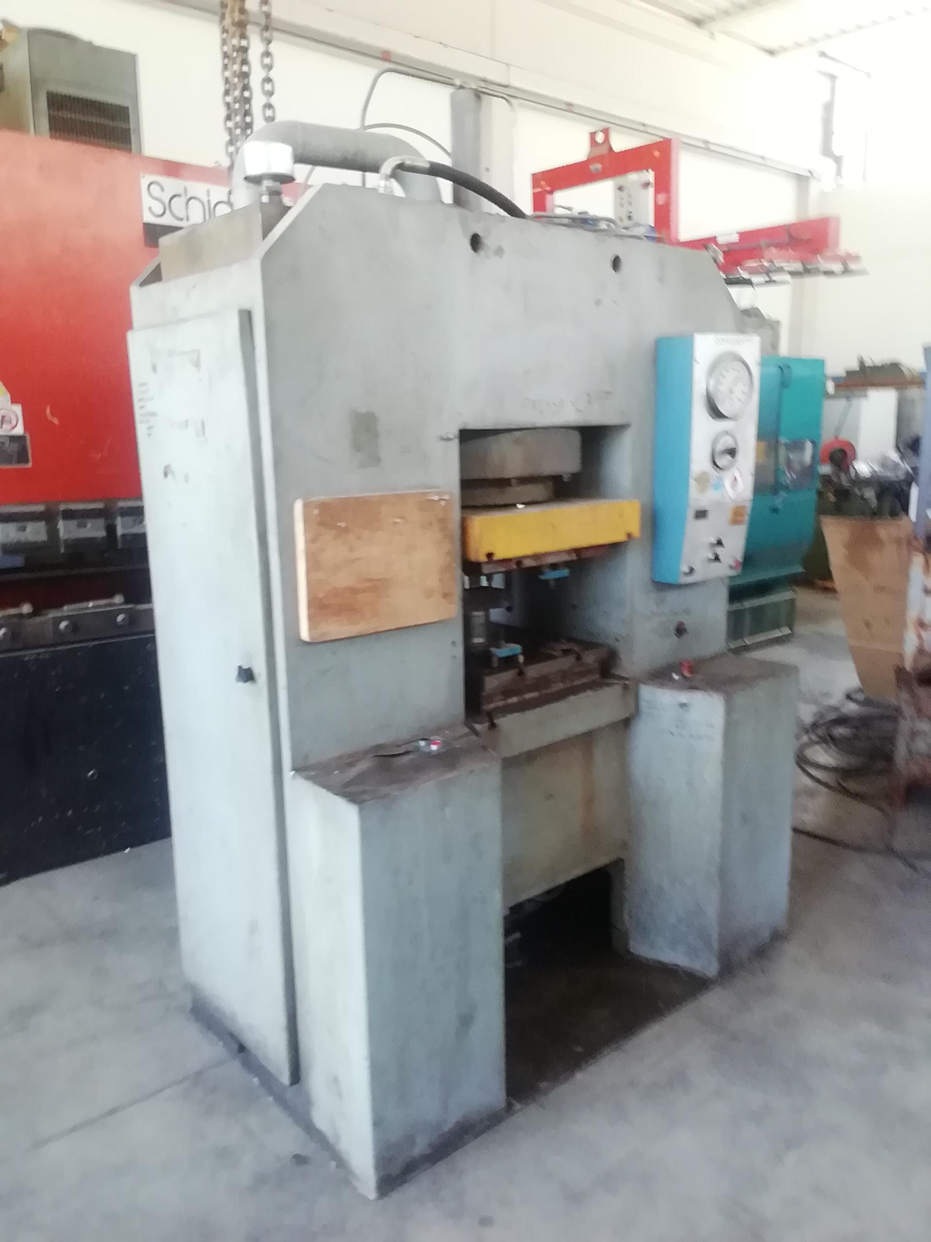 Pressa idraulica Cofluid 600 ton in vendita - foto 7