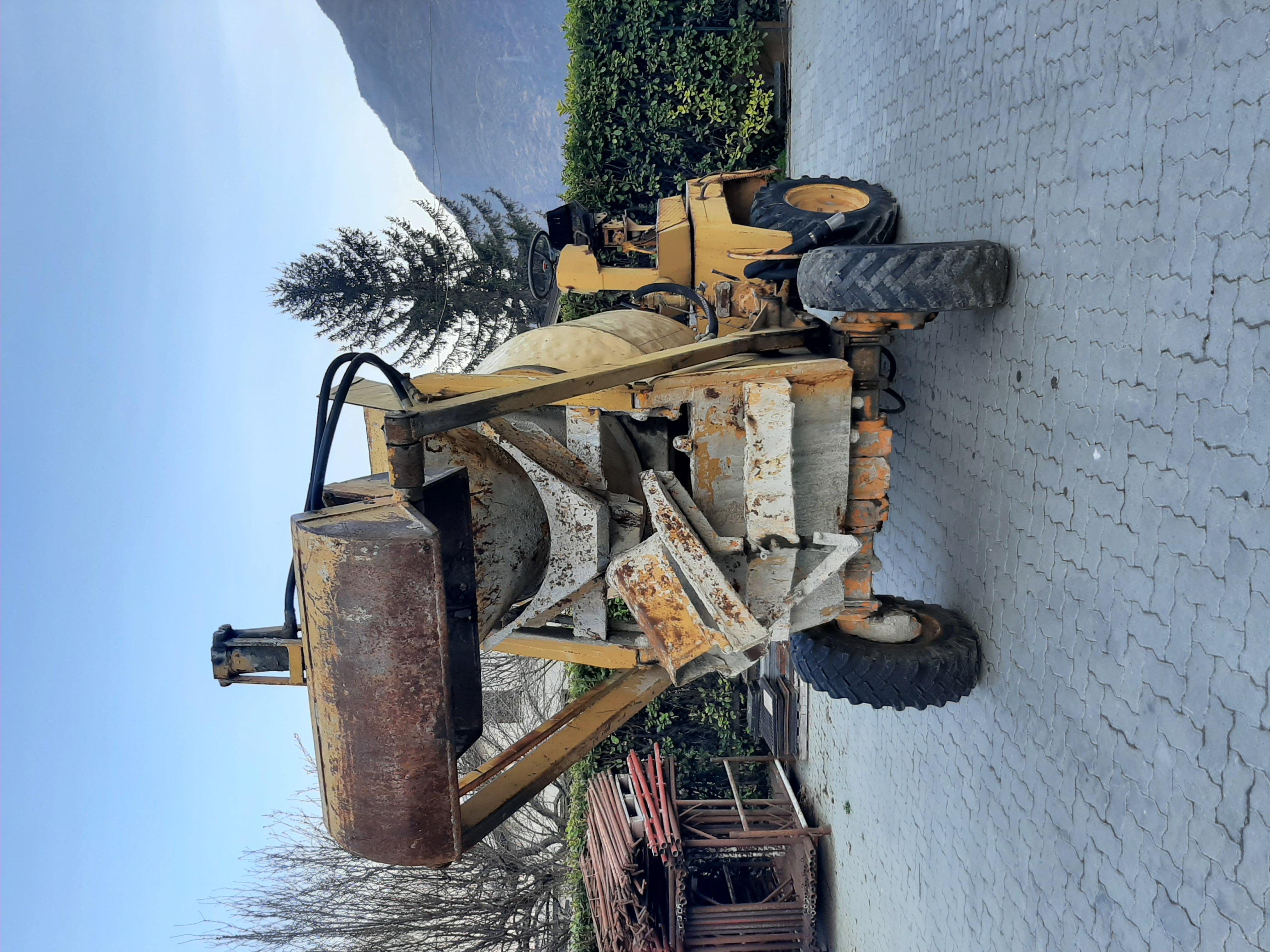dumper betoniera autocaricante in vendita - foto 2