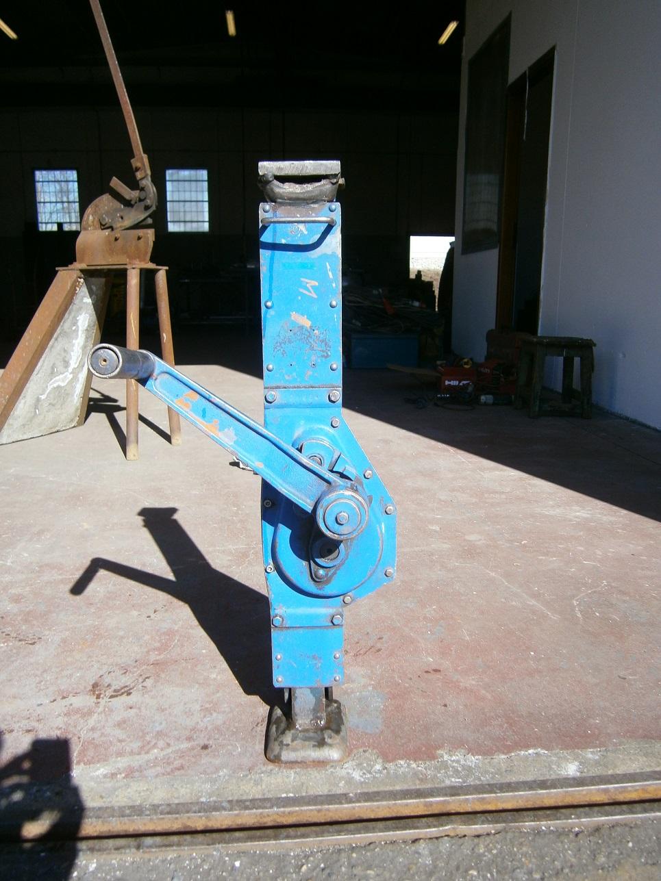 Binda meccanica TRACTEL BT5, 5t.  in vendita - foto 1
