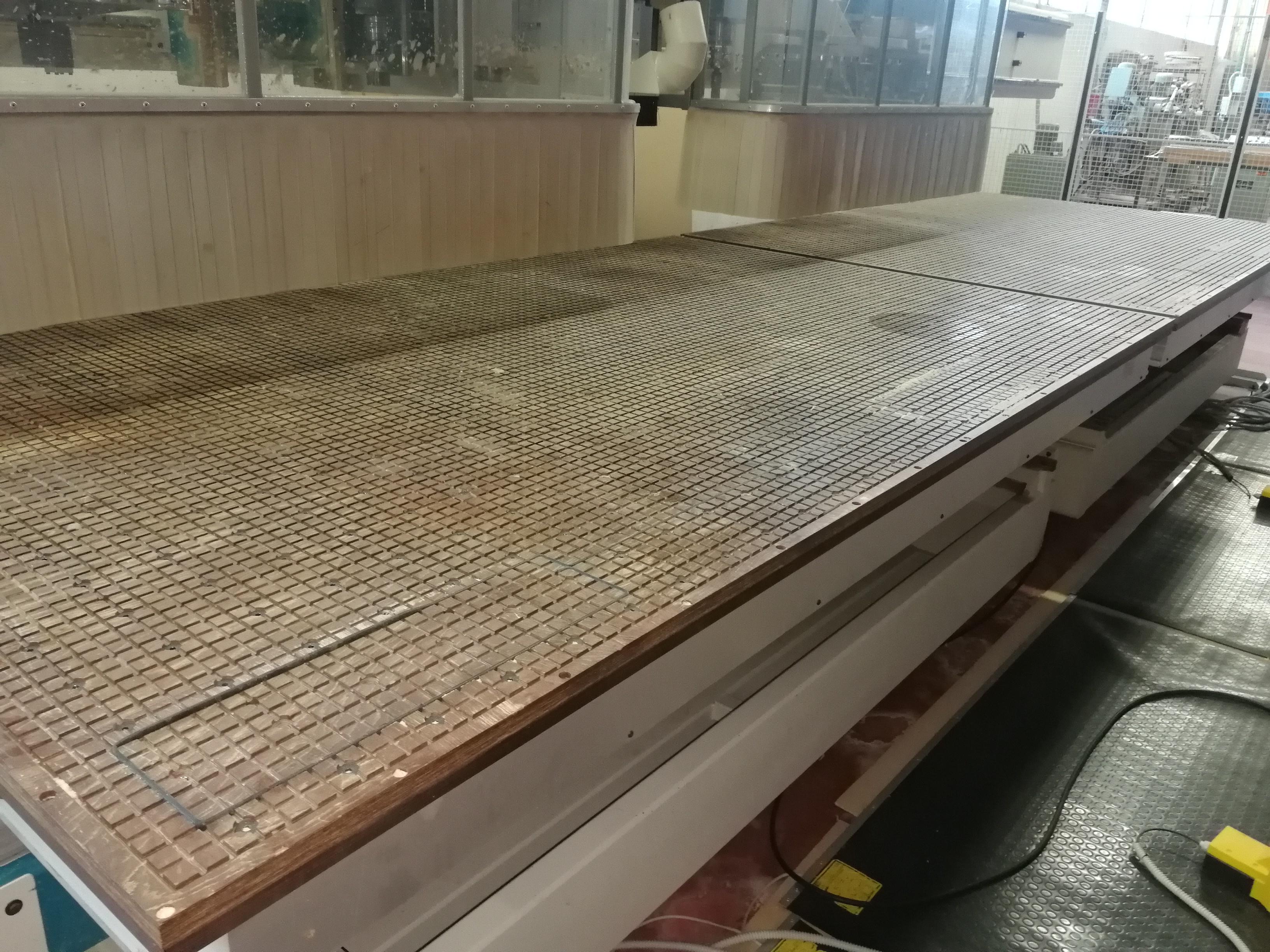 CNC DOPPIA TESTA 5 ASSI - UNITEAM MAJOR 2R/6016-430 in vendita - foto 7