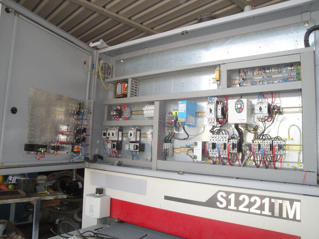 CALIBRATRICE con TESTA MOBILE - VIET S1 221 TM in vendita - foto 13