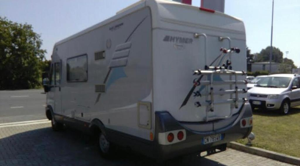 Hymer B 544 in vendita - foto 2
