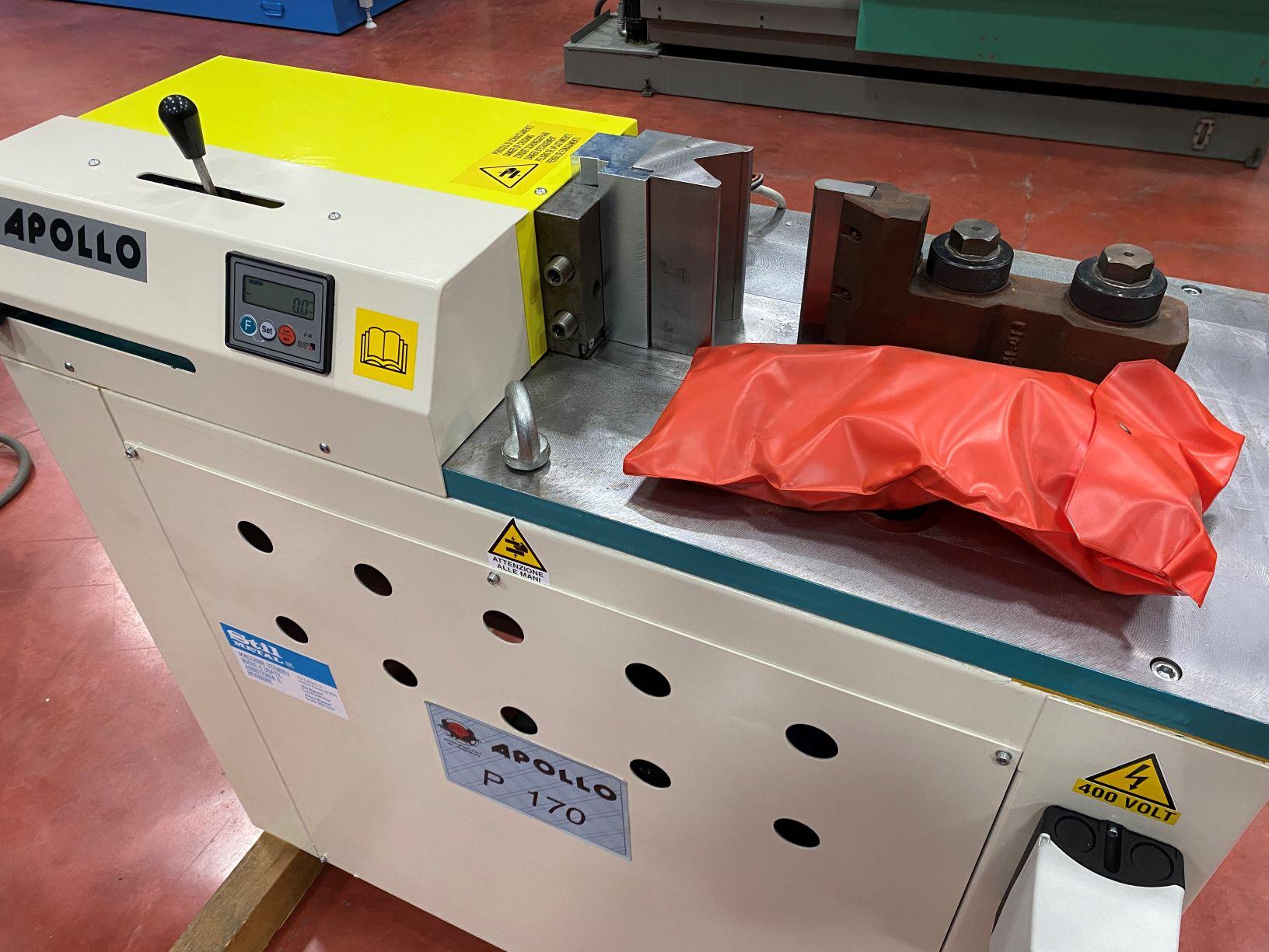 PIEGATRICE FRONTALE APOLLO P 170 in vendita - foto 3