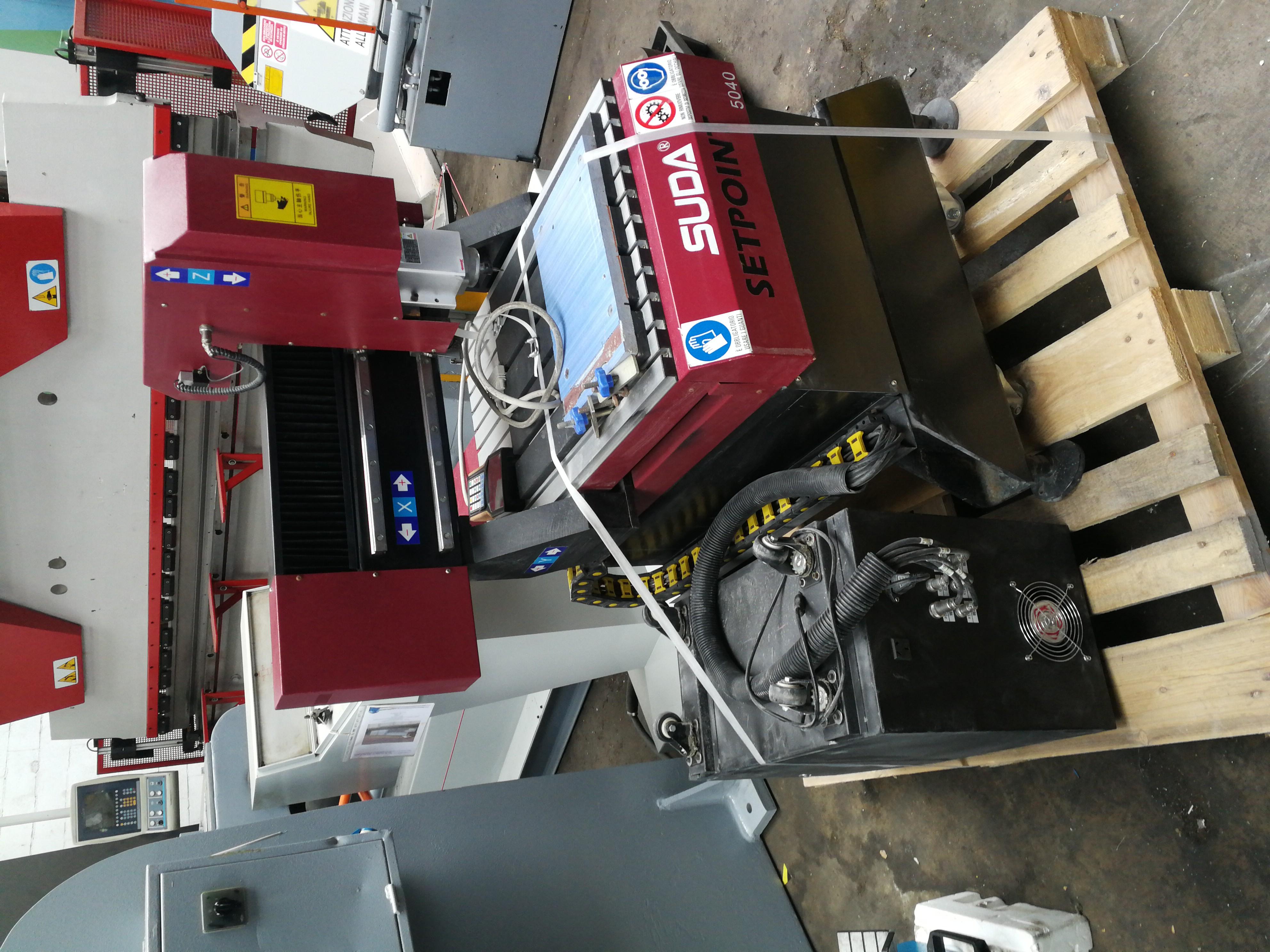 MICRO-FRESATRICE CNC SETPOINT SUDA 5040 in vendita - foto 1
