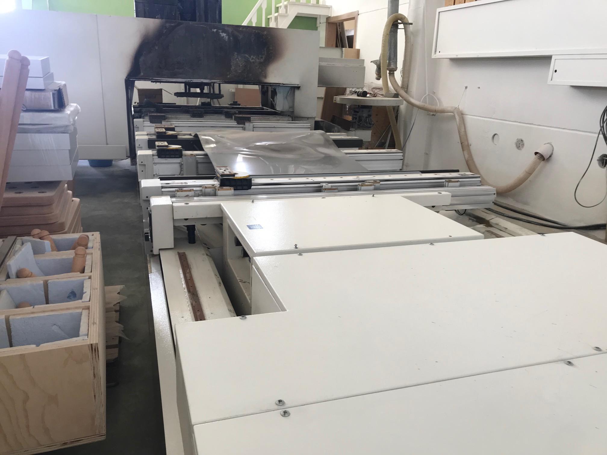 PE0027 - centro di lavoro incidentato SCM Accord 30 Fx in vendita - foto 2