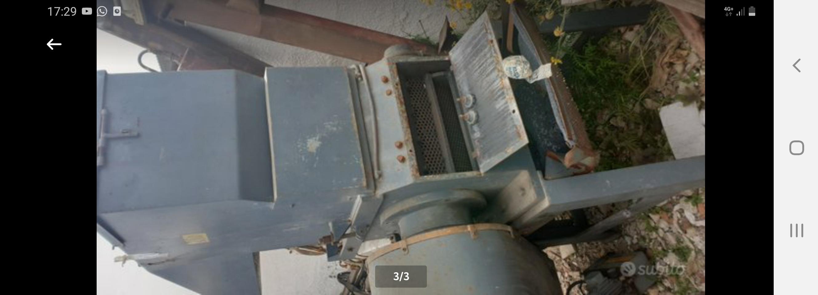 Mulino granulatore in vendita - foto 1