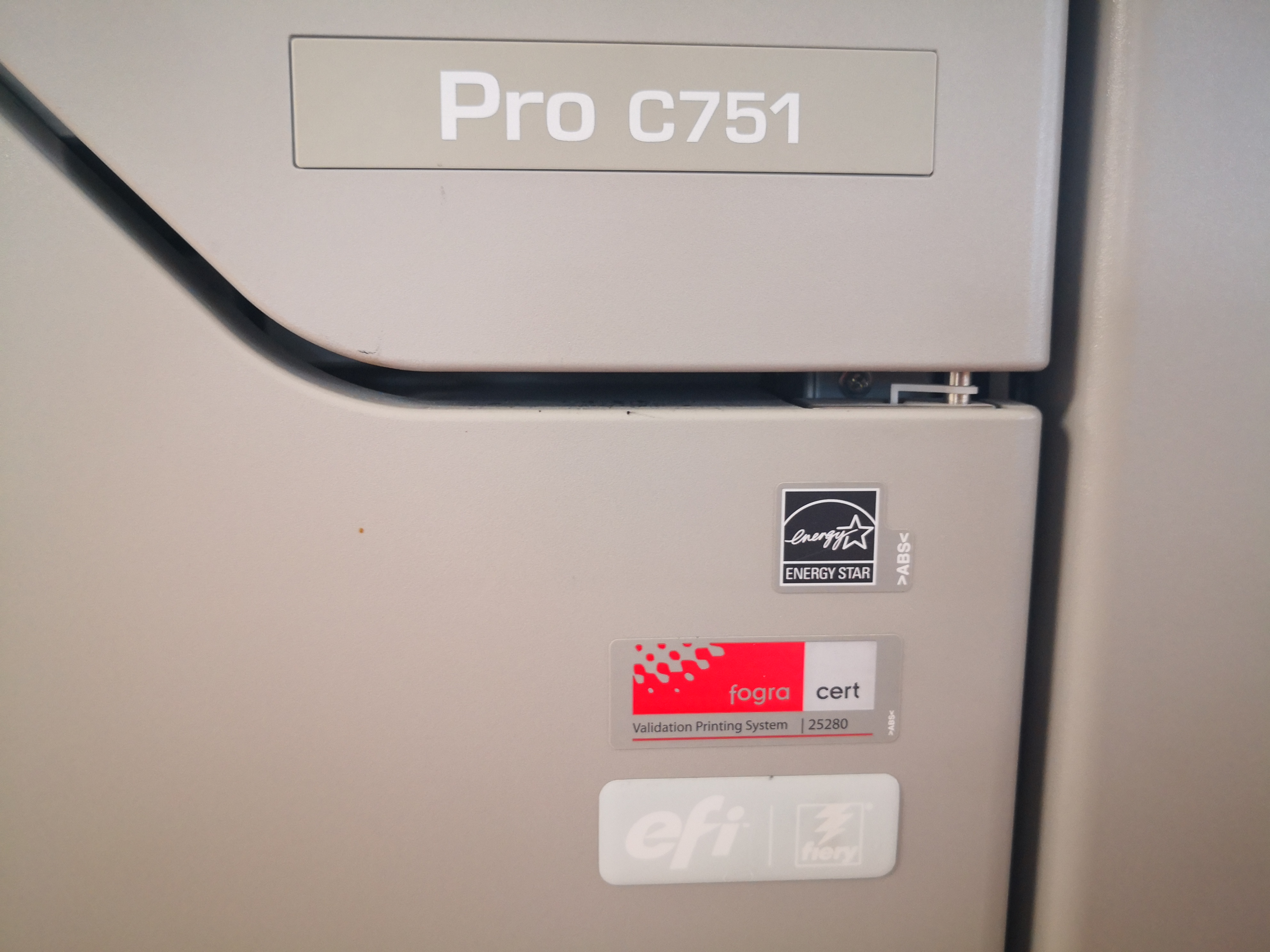 Ricoh C751 Full  in vendita - foto 3