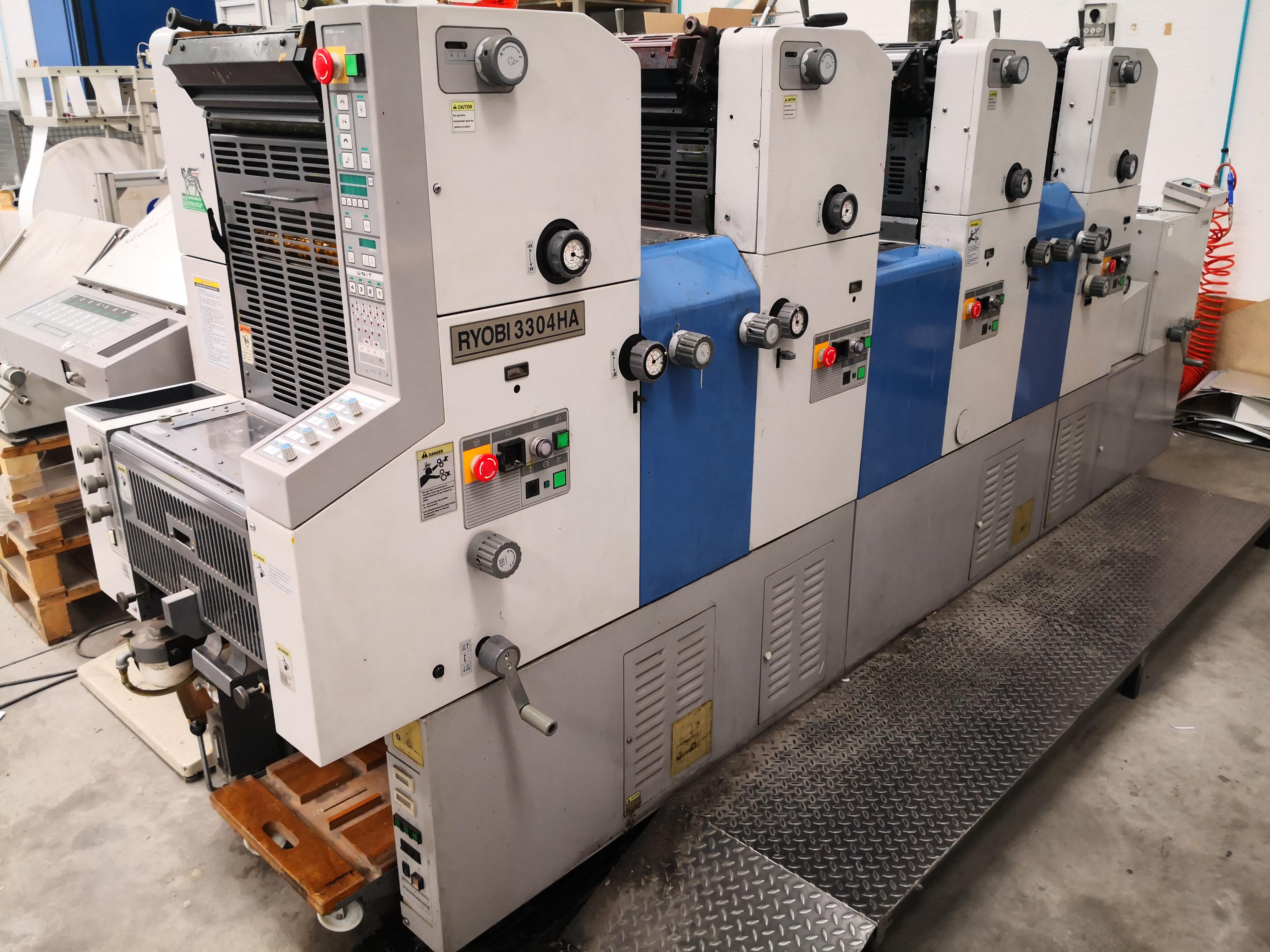 Macchine da stampa offset in vendita