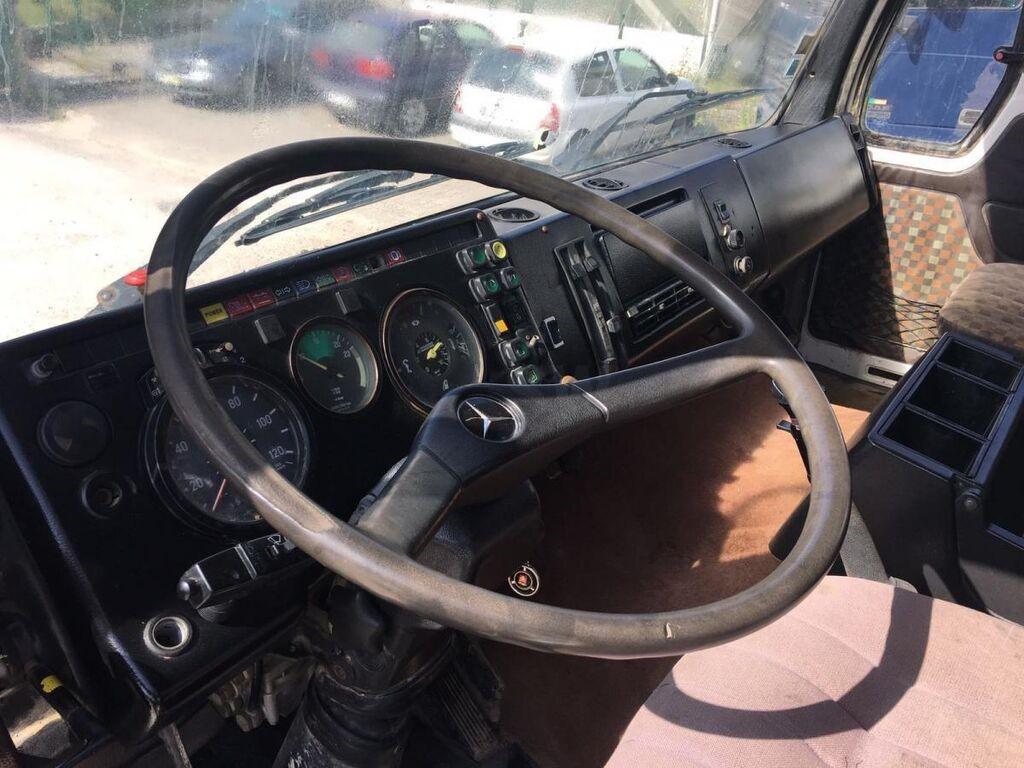 MERCEDES 1933 RIBALTABILE, MOTORE V8, 330 CV  in vendita - foto 8
