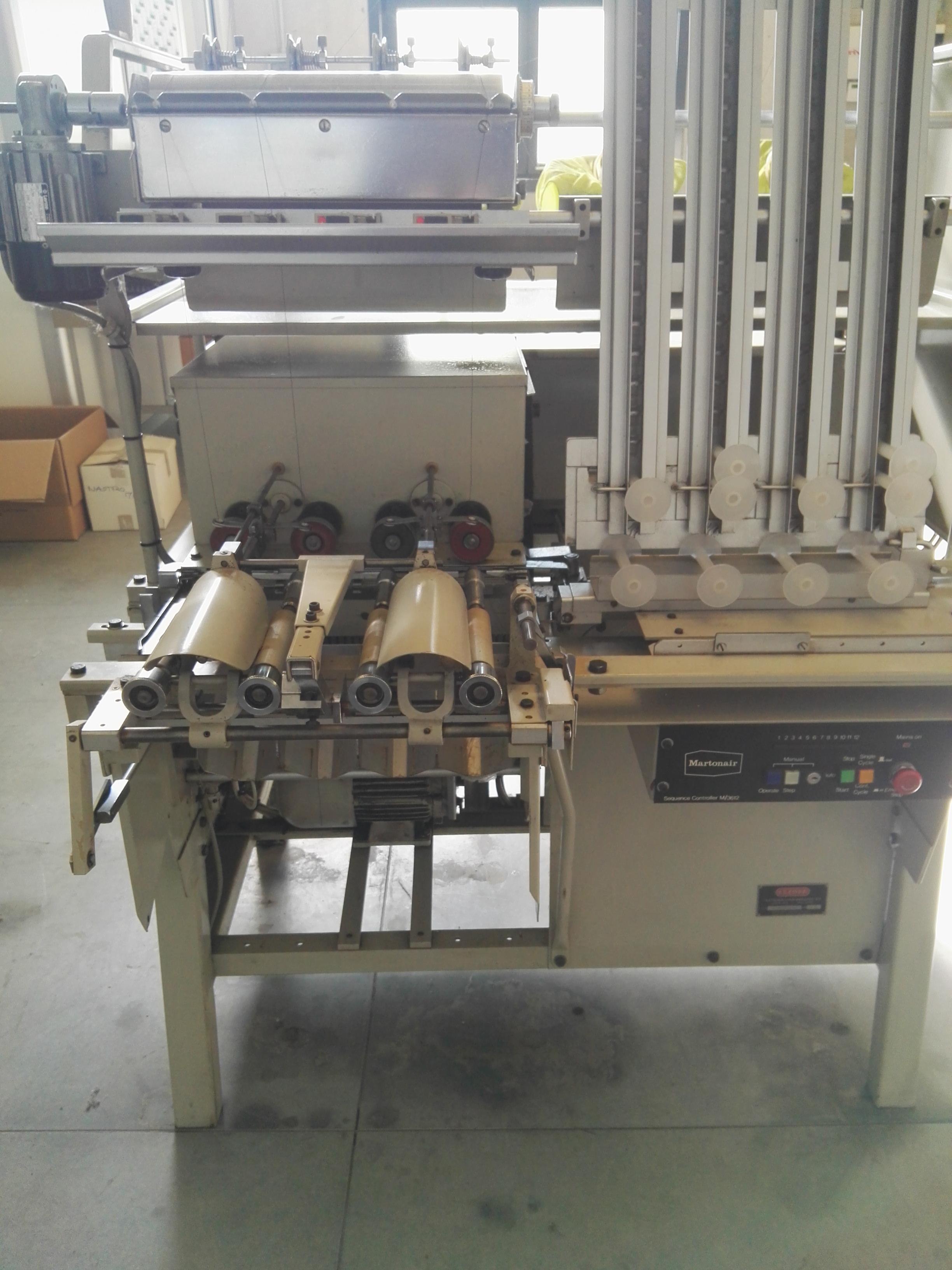 bobinatrice cucirini in vendita - foto 2