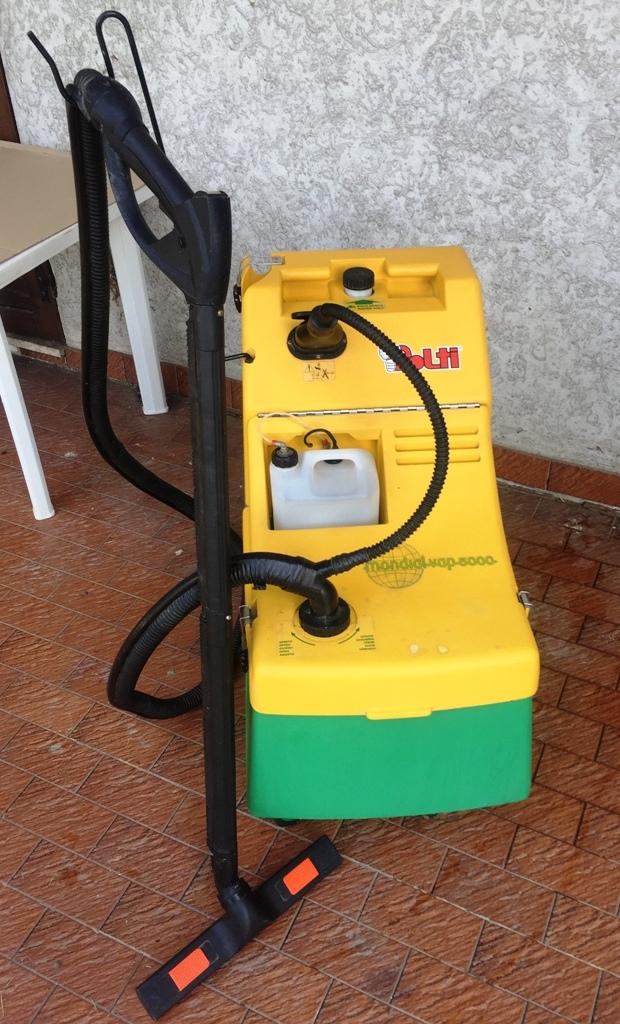 Igienizzatore a vapore  MondialVap 5000 Polti in vendita - foto 2