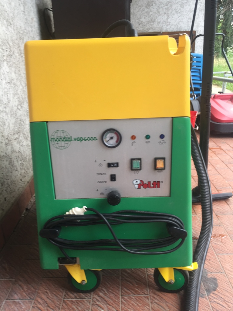 Igienizzatore a vapore  MondialVap 5000 Polti in vendita - foto 3