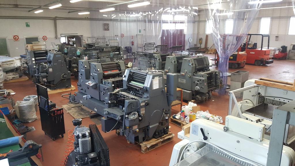 Acquistiamo macchine da stampa,tagliacarte,cartotecnica in vendita - foto 1
