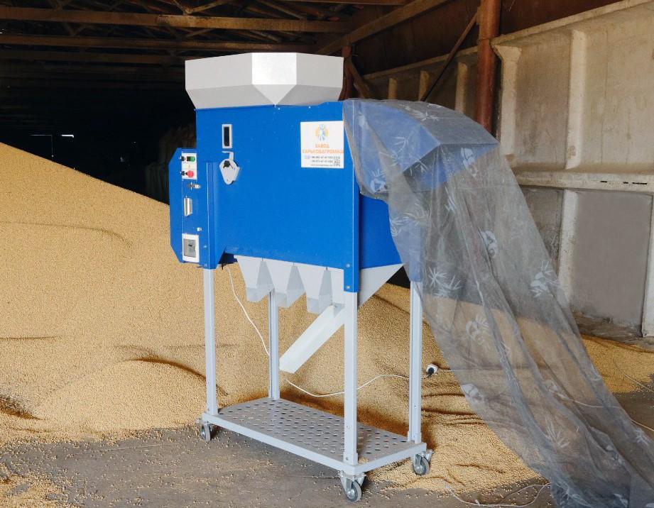 Pulitore Calibratore per Sementi e Cereali ASM 5 t/h in vendita - foto 2