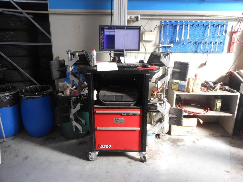 Attrezzature per manutenzione riparazione autoveicoli in vendita - foto 5
